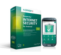 Kaspersky Lab Internet Security for Android Full license 2utente(i) ESP