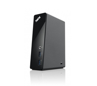 Lenovo 4X10A06689 USB 3.0 (3.1 Gen 1) Type-A Nero replicatore di porte e docking station per notebook