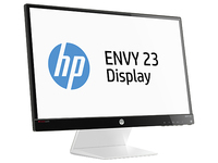 "HP ENVY 23 23"" Full HD IPS Nero, Argento, Bianco monitor piatto per PC"