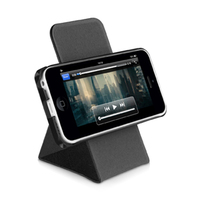 Macally SSTANDP6-B Custodia a libro Nero custodia per cellulare