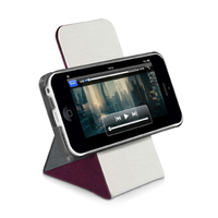 Macally SSTANDP6-BR Custodia a libro Multicolore custodia per cellulare