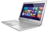 "Acer Aspire 191-6621 1.7GHz i5-3317U 11.6"" 1920 x 1080Pixel Touch screen Argento Computer portatile"