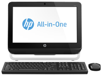 "HP 18 -1101la 1.4GHz E1-1200 18.5"" 1366 x 768Pixel Nero PC All-in-one"