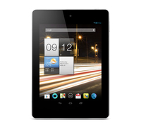 Acer Iconia A1-811 16GB 3G Bianco tablet