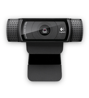 Logitech C920 1920 x 1080Pixel USB 2.0 Nero webcam