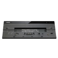 Toshiba PA5116E-1PRP USB 3.0 (3.1 Gen 1) Type-A Nero replicatore di porte e docking station per notebook