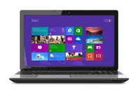 "Toshiba Satellite L50t-A-02G 1.8GHz i5-3337U 15.6"" 1366 x 768Pixel Touch screen Argento Computer portatile"