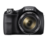 "Sony Cyber-shot DSC-H300 Fotocamera Bridge 20.1MP 1/2.3"" CCD 5152 x 3864Pixel Nero"