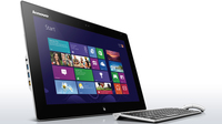 "Lenovo IdeaCentre Flex 20 1.6GHz i5-4200U 19.5"" 1600 x 900Pixel Touch screen Nero PC All-in-one"