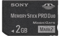 Sony MSMT2G 2GB memoria flash