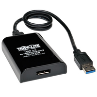 Tripp Lite U344-001-DP USB-3.0 B DisplayPort Nero cavo di interfaccia e adattatore