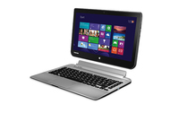 "Toshiba Satellite W30Dt-A-100 1GHz A4-1200 13.3"" 1366 x 768Pixel Touch screen Alluminio Ibrido (2 in 1)"