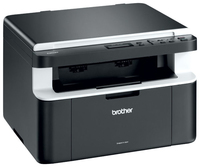 Brother DCP-1512A 2400 x 600DPI Laser A4 20ppm Nero multifunzione