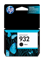 HP 932 Black Nero cartuccia d