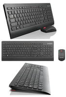 Lenovo 03X6177 RF Wireless Greco Nero tastiera