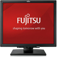 "Fujitsu E line E19-7 19"" IPS Nero monitor piatto per PC"