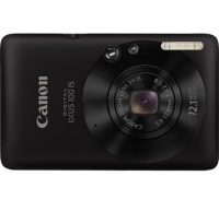 "Canon Digital IXUS 100 IS 12.1MP 1/2.3"" CCD 4000 x 3000Pixel Nero"