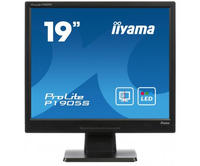 "iiyama ProLite P1905S-2 19"" HD TN Opaco Nero monitor piatto per PC"