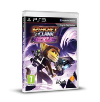 Sony Ratchet & Clank Nexus Basic PlayStation 3 videogioco