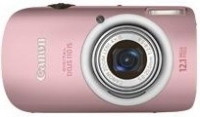 "Canon Digital IXUS 110 IS Fotocamera compatta 12.1MP 1/2.3"" CCD 4000 x 3000Pixel Rosa"