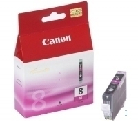 Canon CLI-8M Magenta Ink Cartridge, blister magenta cartuccia d