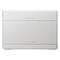 "Samsung EF-BP600BWEGUJ 10.1"" Cover Bianco custodia per tablet"