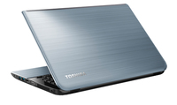 "Toshiba Satellite S40t-AS102X 1.8GHz i5-3337U 14"" 1366 x 768Pixel Touch screen Metallico, Argento Computer portatile"