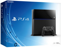 Sony 500GB PlayStation 4 500GB Wi-Fi Nero