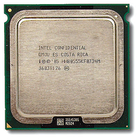 HP E3E06AA 3.5GHz 25MB L3 processore