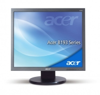 "Acer B193B 19"" monitor piatto per PC"