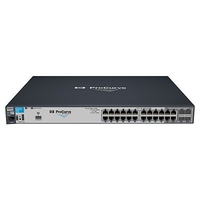 HP E2910-24G al Managed network switch L3