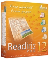 I.R.I.S. Readiris Pro 12 Upgrade - 5 User