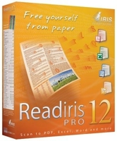 I.R.I.S. Readiris Pro 12 Upgrade - 10 User