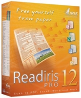 I.R.I.S. Readiris Pro 12 Upgrade