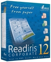 I.R.I.S. Readiris 12 Corporate Upgrade - 3 User