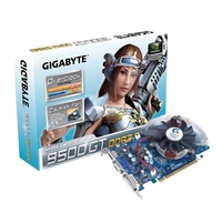 Gigabyte GV-N95TD3-512I GeForce 9500 GT GDDR3 scheda video