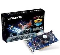 Gigabyte GV-N96TZL-512I GeForce 9600 GT GDDR3 scheda video