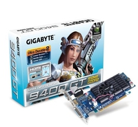 Gigabyte GV-N94T-512I GeForce 9400 GT GDDR2 scheda video