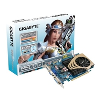 Gigabyte GV-N95TOC-1GI GeForce 9500 GT 1GB GDDR2 scheda video
