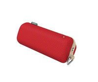Sony SRS-BTS50/RED Stereo 5W Tubo Rosso