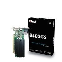 CLUB3D 8400GS 512MB GDDR2 GDDR2