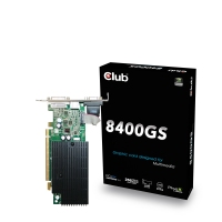 CLUB3D 8400GS GDDR2