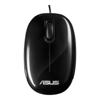 ASUS Eee Box Optical Mouse USB Ottico 1000DPI Nero mouse