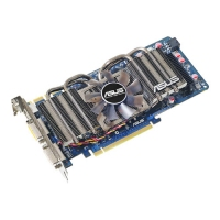 ASUS ENGTS250 DK/HTDI/512MD3 GeForce GTS 250 GDDR3 scheda video