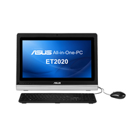 "ASUS ET ET2020IUKI-B002M 2.6GHz G1610 19.5"" 1600 x 900Pixel Nero PC All-in-one"