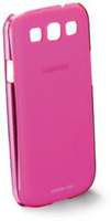 "Cellularline COOLGALAXYS3P 4.8"" Cover Rosa custodia per cellulare"