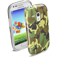 Cellularline ARMYCGALAXYS3MINIG Cover Multicolore custodia per cellulare