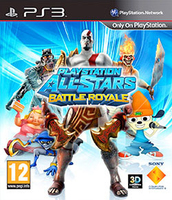 Sony All-Stars Battle Royale, PS3 PlayStation 3 videogioco