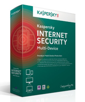 Kaspersky Lab Internet Security Multi-Device Full license 3utente(i) 2anno/i Tedesca