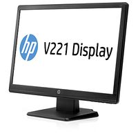 "HP V221 21.5"" Full HD TN+Film Nero monitor piatto per PC"
